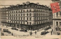 Paris 1er - Hotel Metropolitan - 8, Rue Cambon - Paris 1er