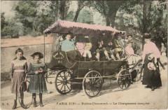 Buttes-Chaumont - Le Chargement complet - Paris 19e