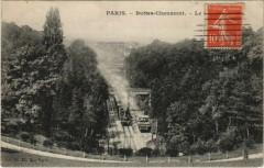 Buttes-Chaumont - Paris 19e