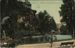 Les Buttes-Chaumont - Paris 19e