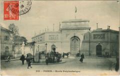 Ecole Polytechnique - Paris 5e