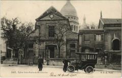 Eglise Saint-Pierre de Montmartre 75 Paris 18e