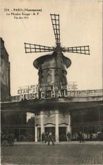 Le Moulin Rouge - Paris 9e
