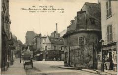 Vieux Montmartre - Rue du Mont-Cenis - Bergerie de Gabrielle d'Estrée - Paris 18e