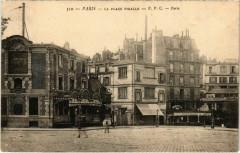 La Place Pigalle - Paris 9e