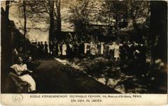 Paris 13e - Ecole d'Enseignement Technique Feminim  - Paris 13e