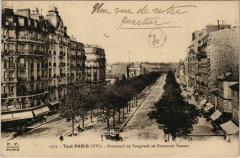 Boulevard de Vaugirard au Boulevard Pasteur - Paris 15e