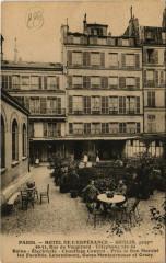 Hôtel de l'Espérance - Paris 6e