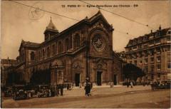Eglise-Notre-Dame des Champs 75 Paris 14e
