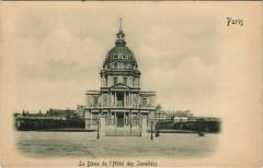 Le Dôme de l'Hôtel des Invalides - Paris 7e