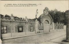 Bullier - Le plus ancien, le plus grand Bal de Paris - Paris 5e