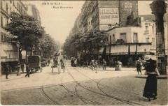 Rue Secrétan - Paris 19e