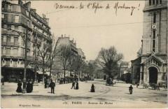 Avenue du Maine 75 Paris 14e