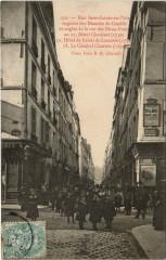 Rue Saint-Louis-en-l'Isle - Paris 4e