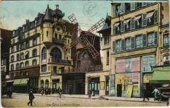 Le Moulin Rouge - Paris 18e