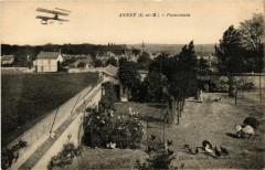 Annet - Panorama - Aeroplane 77 Seine et Marne