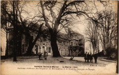 Nangis - La Mairie - Nangis