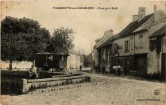 Villeneuve-sous-Dammartin - Place de la Mare - Villeneuve-sous-Dammartin