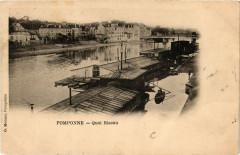 Pomponne - Quai Bizeau - Pomponne