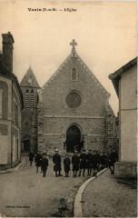 Voulx - Eglise - Voulx