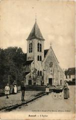 Annet - Eglise 77 Seine et Marne