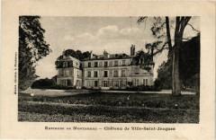Ville-Saint-Jacques - Chateau de Ville-Saint-Jacques - Ville-Saint-Jacques