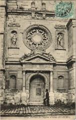 Othis Portail de l'Eglise d'Othis France  - Othis