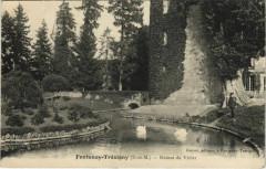 Fontenay-Tresigny Ruines de Vivier France  - Fontenay-Trésigny
