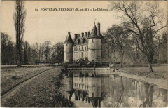 Fontenay-Tresigny Le Chateau France  - Fontenay-Trésigny
