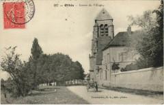 Othis Entree du Village France  - Othis