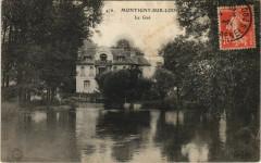 Montigny-sur-Loing Le Gué - Montigny-sur-Loing