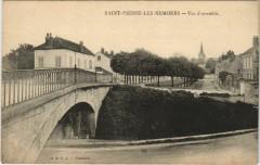 Saint-Pierre-les-Nemours Vue d'ensemble - Saint-Pierre-lès-Nemours