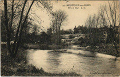 Montigny-sur-Loing Vers le Gue - Montigny-sur-Loing