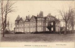 Mortcerf - Le Chateau de Bec - Oiseau - Mortcerf