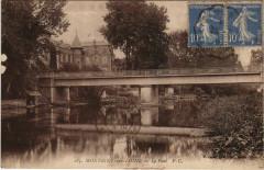 Montigny-sur-Loing - Le Pont - Montigny-sur-Loing