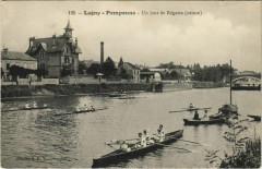 Lagny - Pomponne - Un joir de Regates - Pomponne