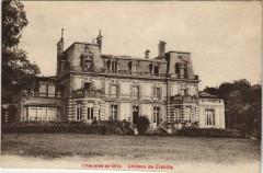 Chaumes en-Brie - Chateau de Crenille - Chaumes-en-Brie