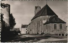Blandy-les-Tours Eglise - Blandy