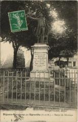 Bignon-Mirabeau par Egreville - Statue de Mirabeau - Égreville