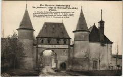 Ancienne Abbaye de Preuilly L'Entrée 77 Seine et Marne