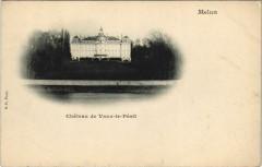Chateau de Vaux-le-Penil - Vaux-le-Pénil