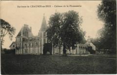 Env. de Chaumes-en-Brie - Chateau de la Plumasserie - Chaumes-en-Brie