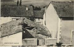 Gironville bombarde - Gironville