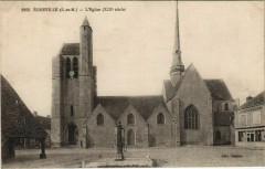 Egreville - L'Eglise - Égreville