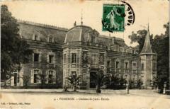 Voisenon - Chateau du Jard - Entree  - Voisenon