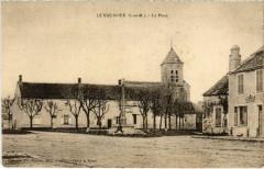 Le Vaudoue - La Place  - Le Vaudoué