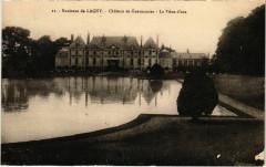 Chateau de Guermantes - La Piece d'Eau - Environs de Lagny  - Guermantes