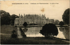 Gouvernes - Chateau de Guermantes - La Piece d'Eau  - Gouvernes