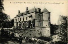 Egreville - Chateau  - Égreville