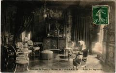 Chateau de Guermantes - Salon des Tapisseries - Environs de Lagny  - Guermantes